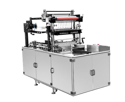 JD-400型三维透明膜包装机